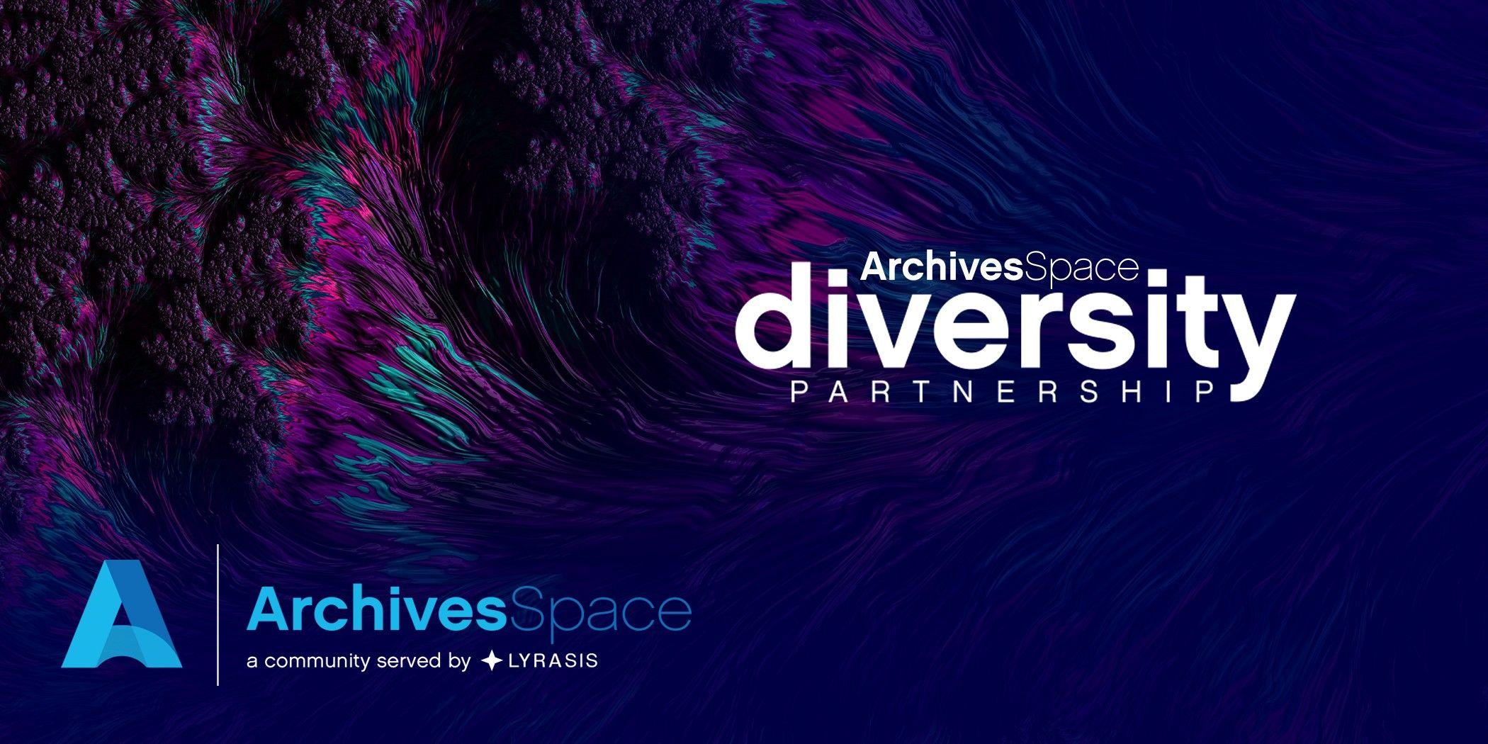 ArchivesSpace Diversity Partnership Graphic