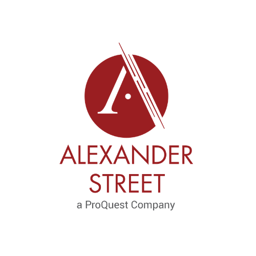Alexander Street database shortcut