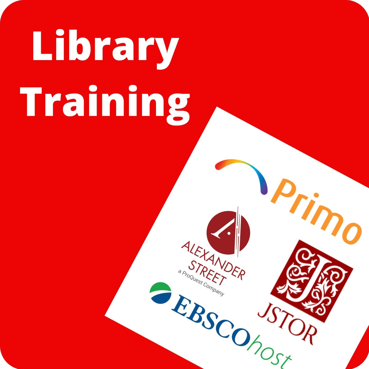Library training shortcut