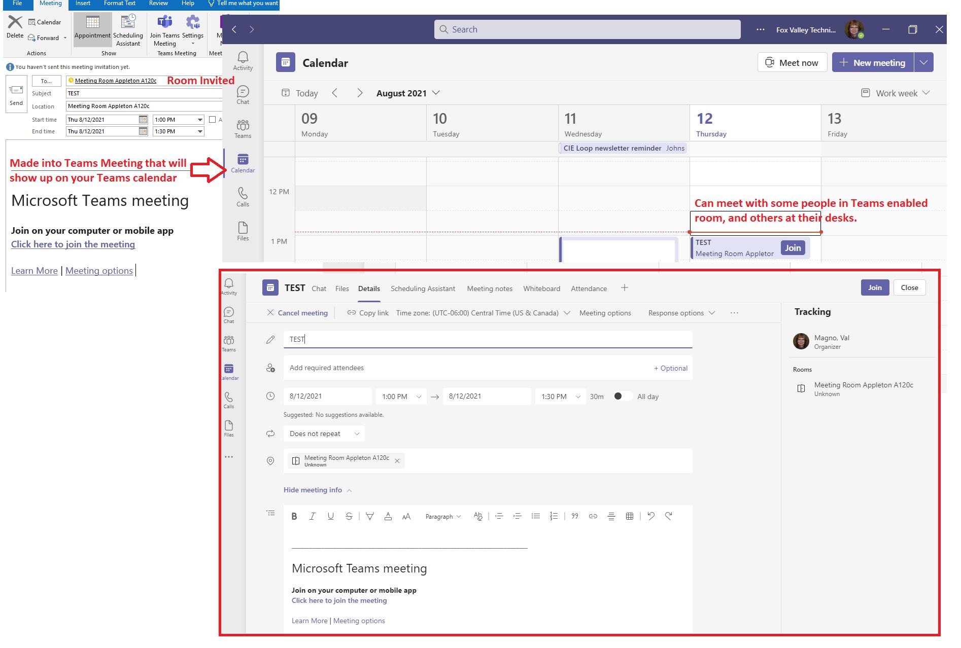 screenshot demonstration images