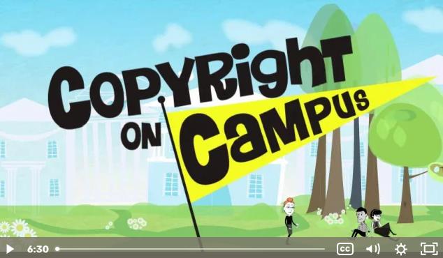 Copyright on Campus