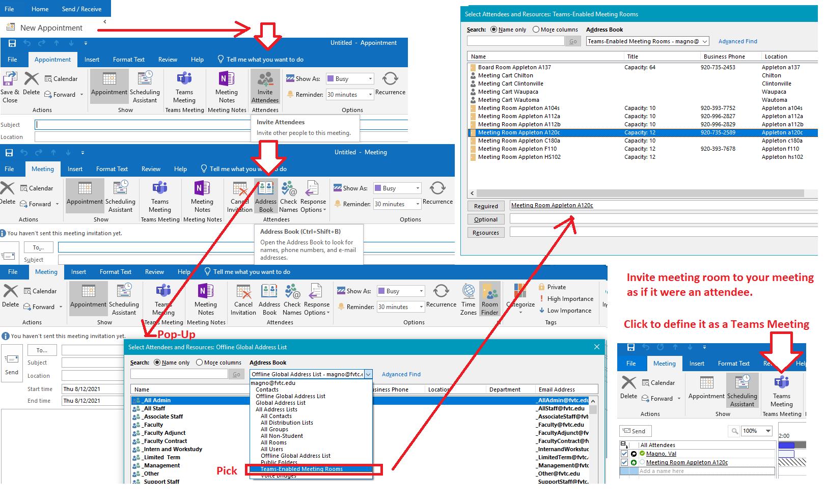 screenshot demo
