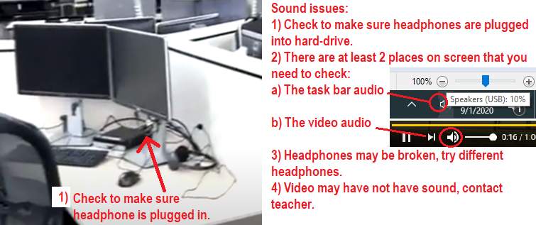 ways to fix sound issues
