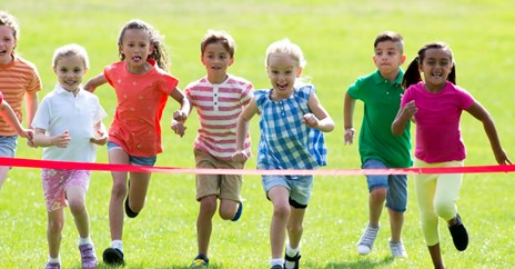 Kids in Motion (Outdoors)