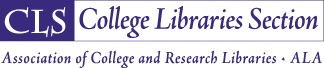 ACRL College Libraries Section logo