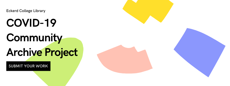 COVID-19 Community Archive Project header logo