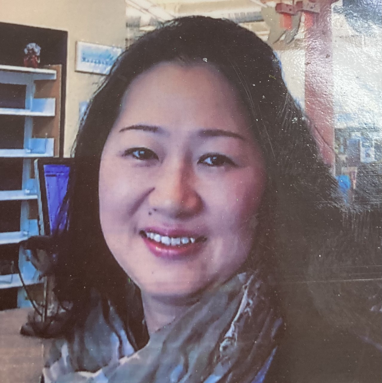photo of class instructor, Sumin Kim Lee
