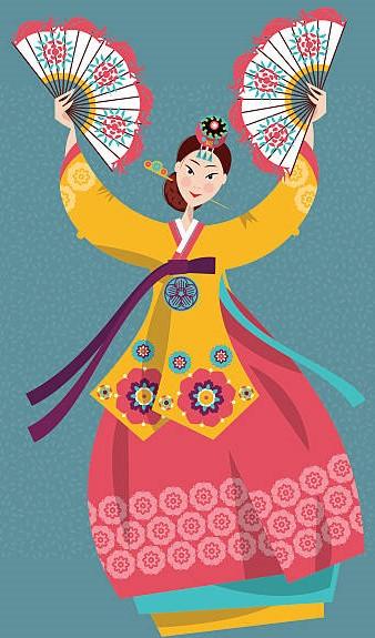 Korean Culture Storytime
