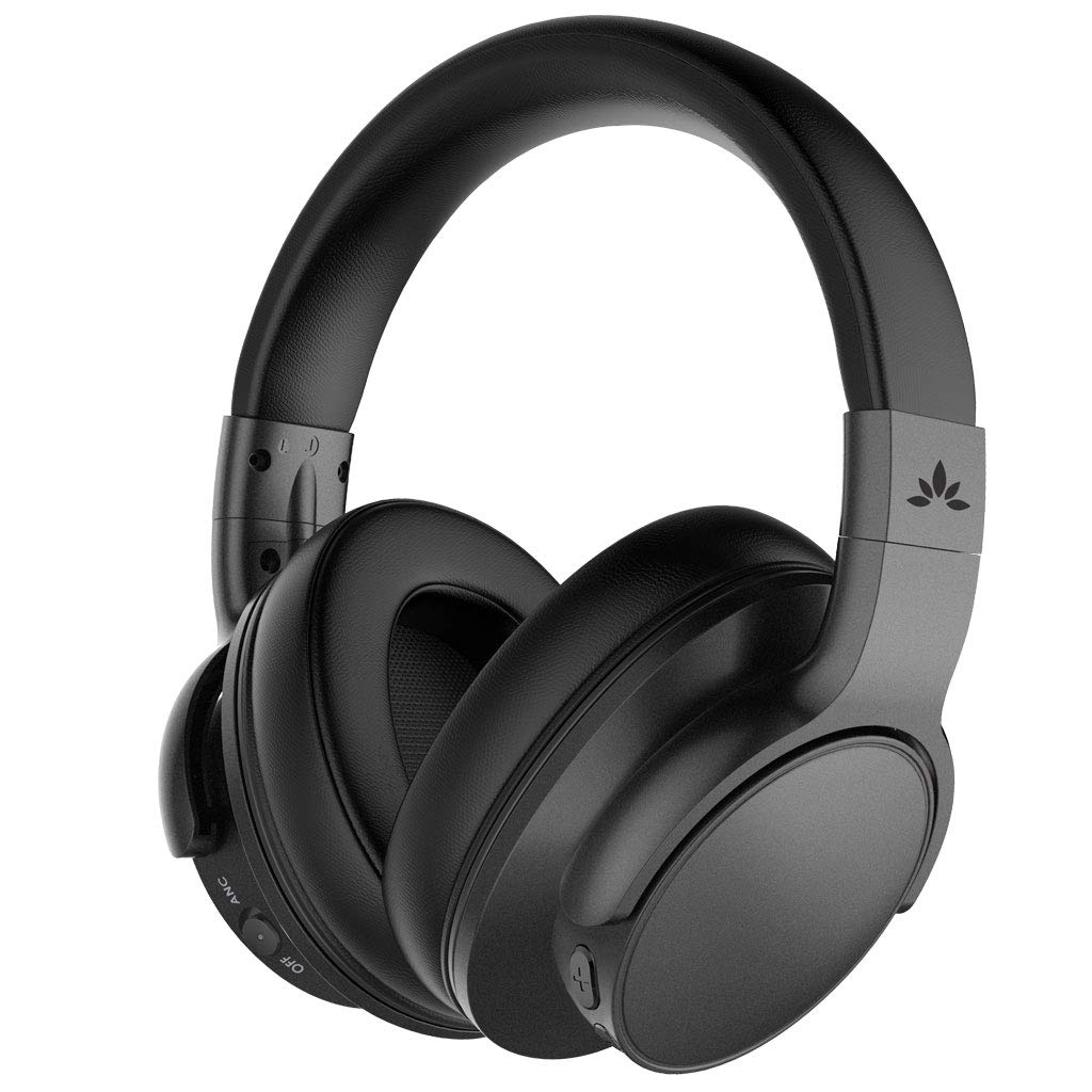 Image of the Noise-Cancelling Headphones