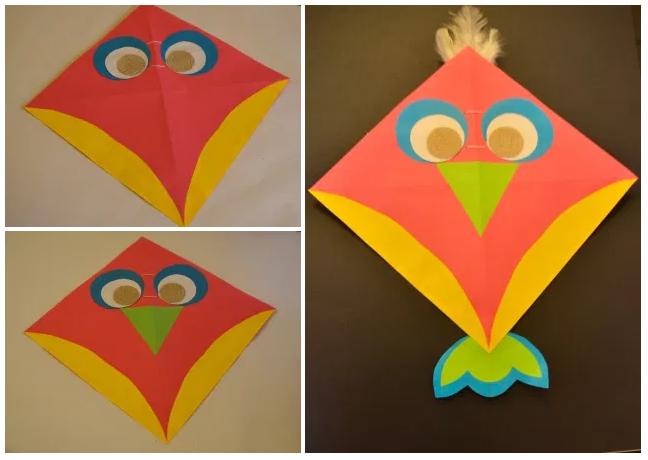 Kids' Class: Bird Kite