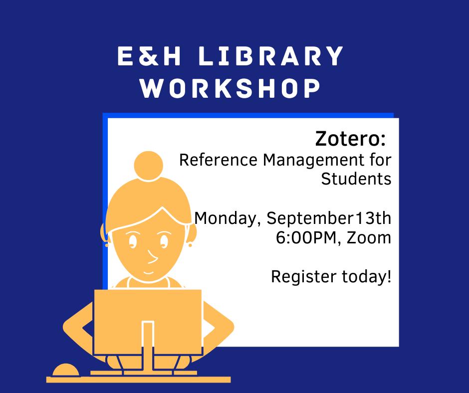 E&H Library Workshop Logo