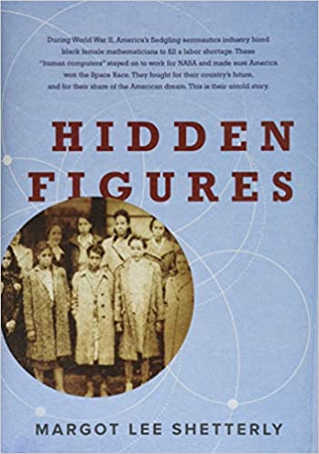 Book Cover Image for Hidden Figures by Margot Lee Shetterly