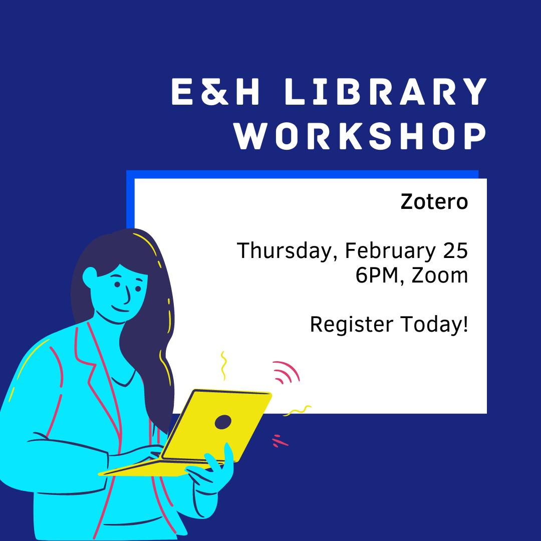 Zotero Workshop Logo