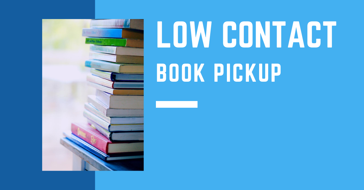 Low Contact Book Pickup