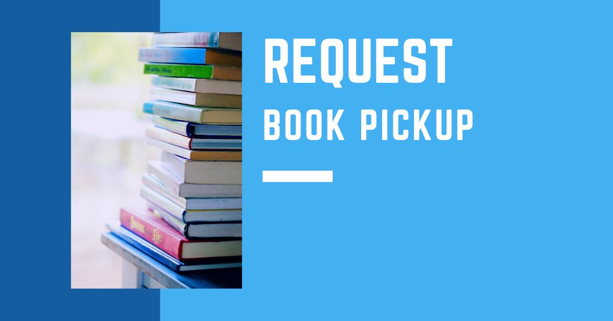 Request Book Pickup