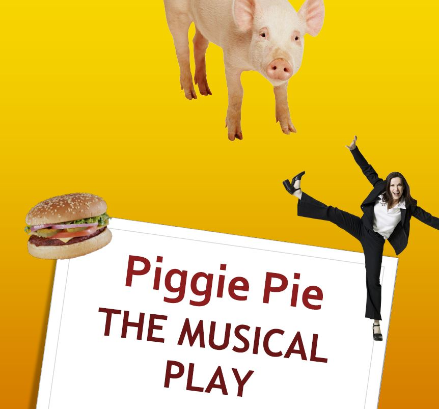 Piggie Pie: The Musical Play