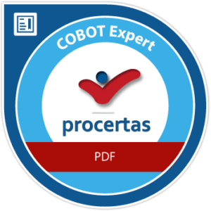 Procertas COBOT PDF Badge