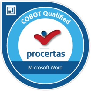 Procertas COBOT Badge