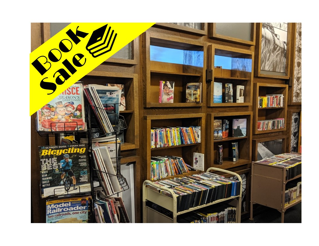Anna Reinstein Memorial Library Ongoing Book Sale