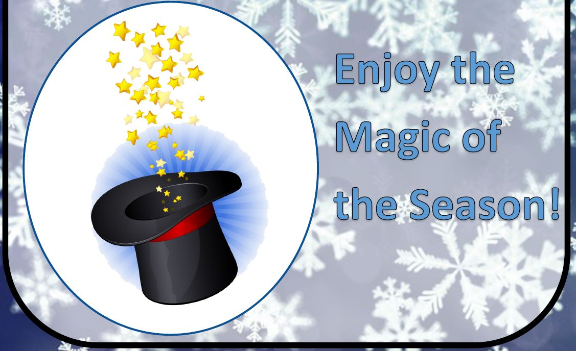 Cris Johnson Holiday Magic Show