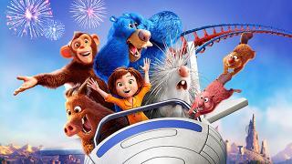 Wonder Park Movie showing!