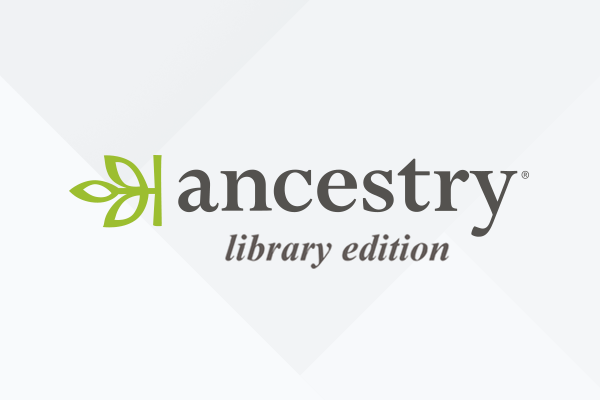 Family History Research with Ancestry Library Database