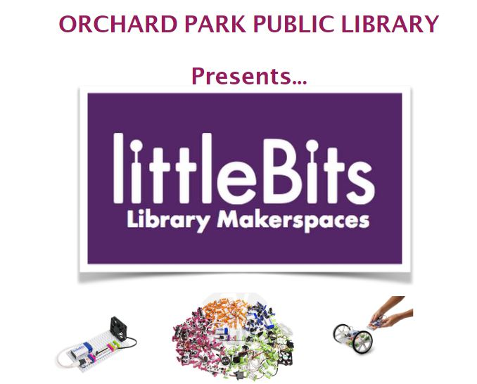 LittleBits: Library Makerspace