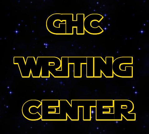 Writing center galaxy