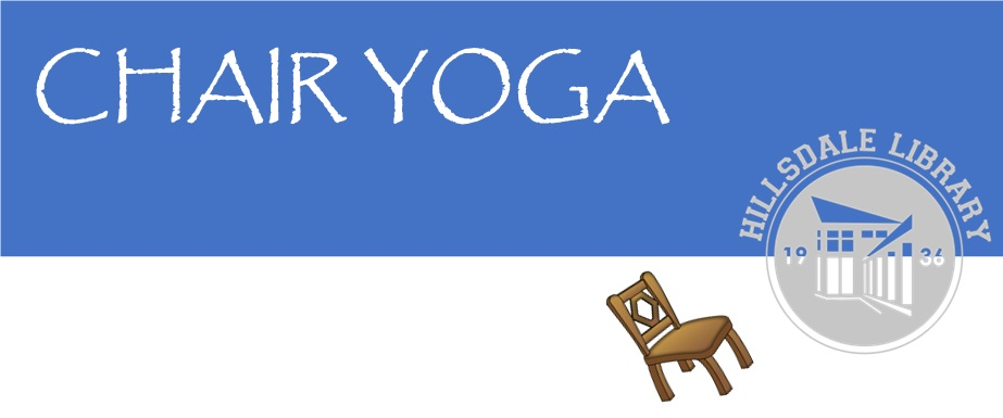 Chair Yoga - Spring Series