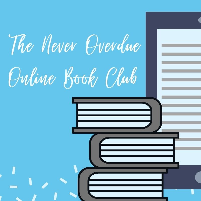 cancelled The Never Overdue Online Book Club, adults