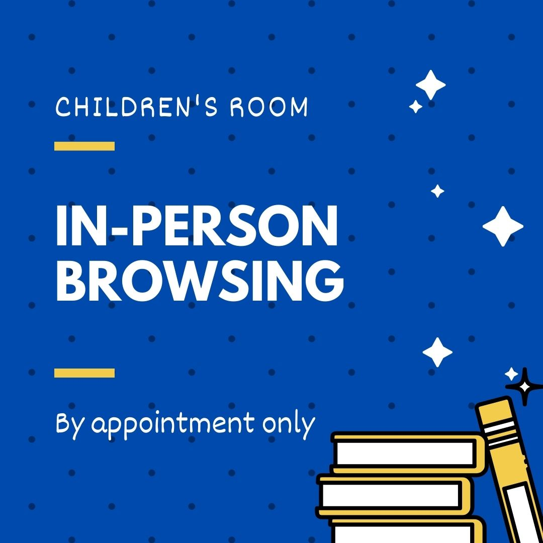 Children's Room Browsing Appointments