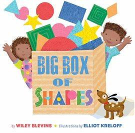 box shapes cover