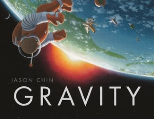 Gravity by Jason Chin book cover