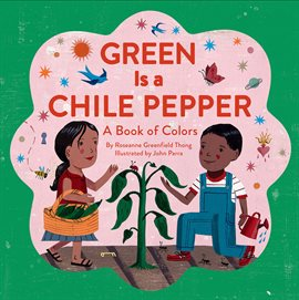 cover image of green is a chile pepper