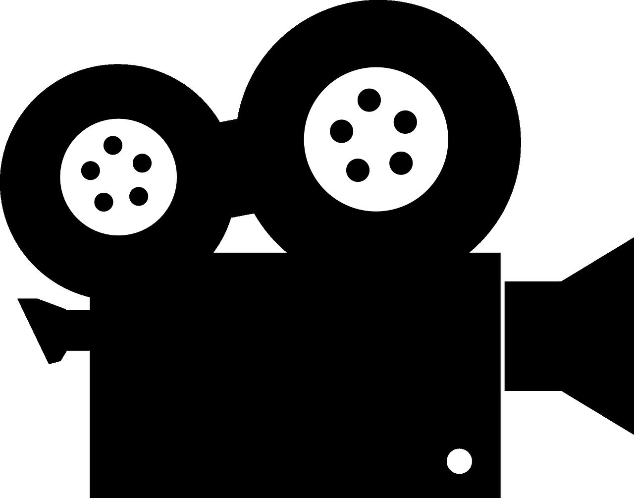 icon representing video camera