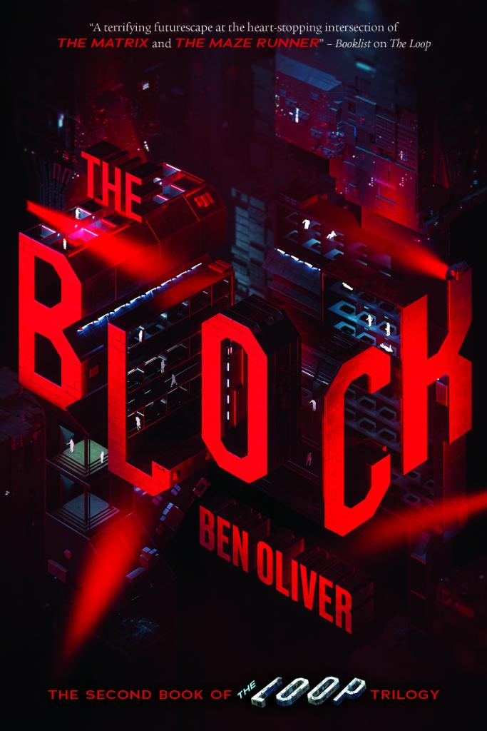 The Block book cover