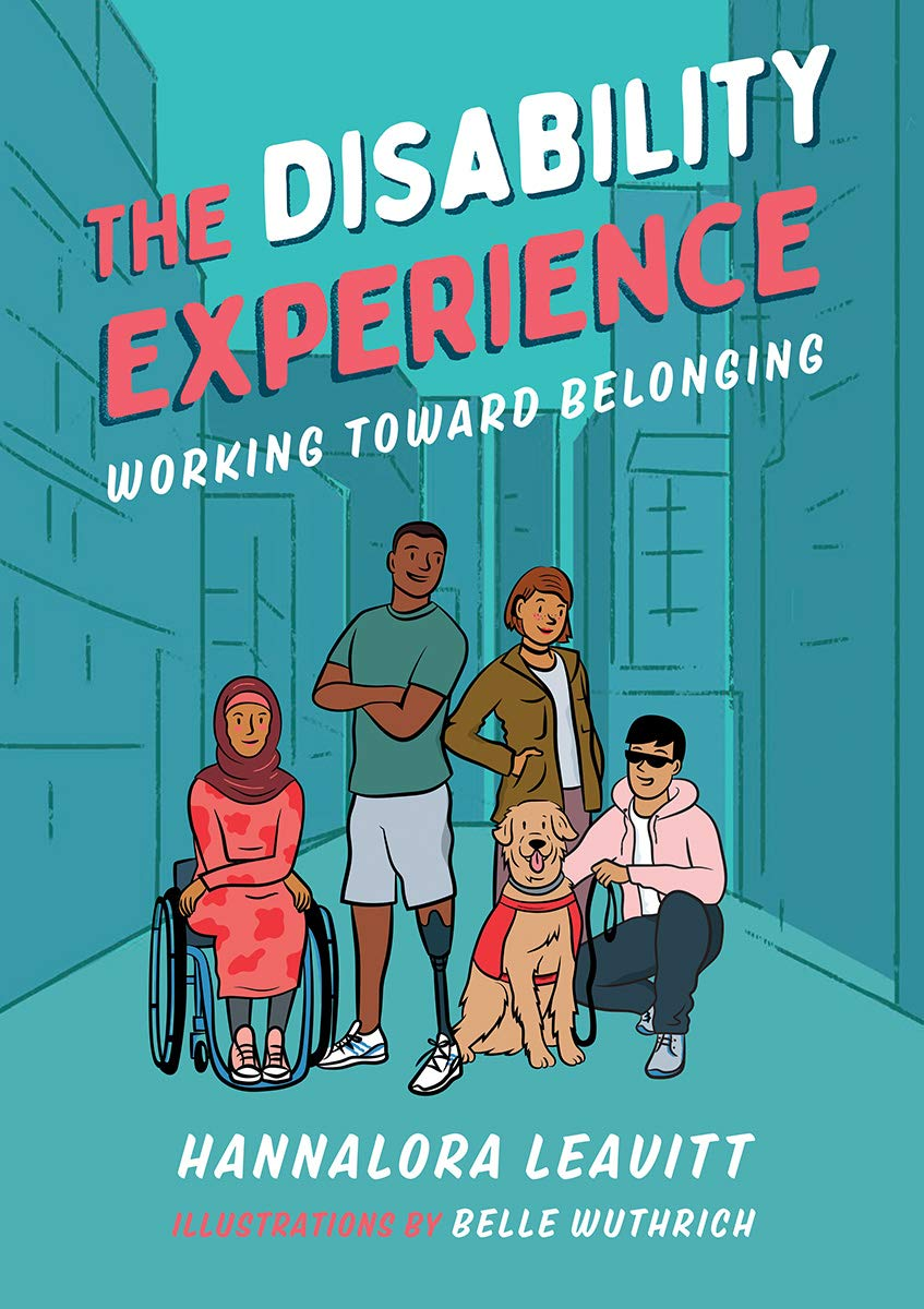 The Disability Experience: Working Toward Belonging book cover