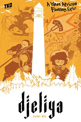 Djeliya book cover