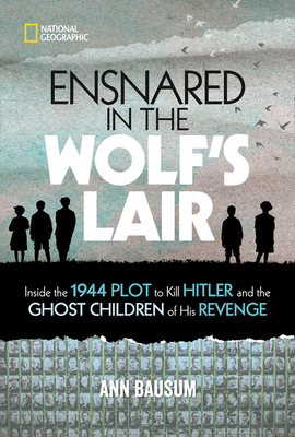 Ensnared in the Wolf's Lair book cover