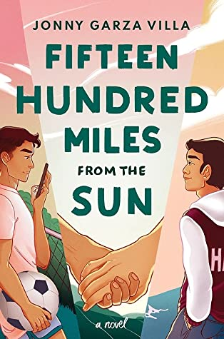 Fifteen Hundred Miles from the Sun book cover