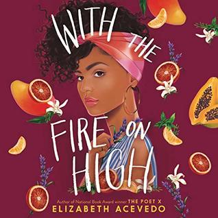 Fire on High audiobook cover