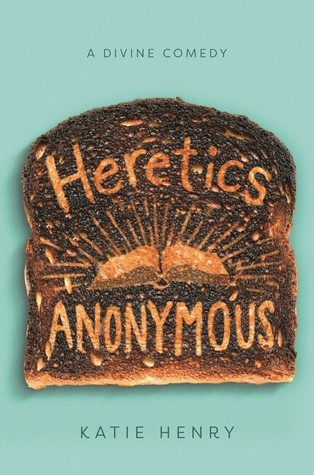 Heretics Anonymous book cover
