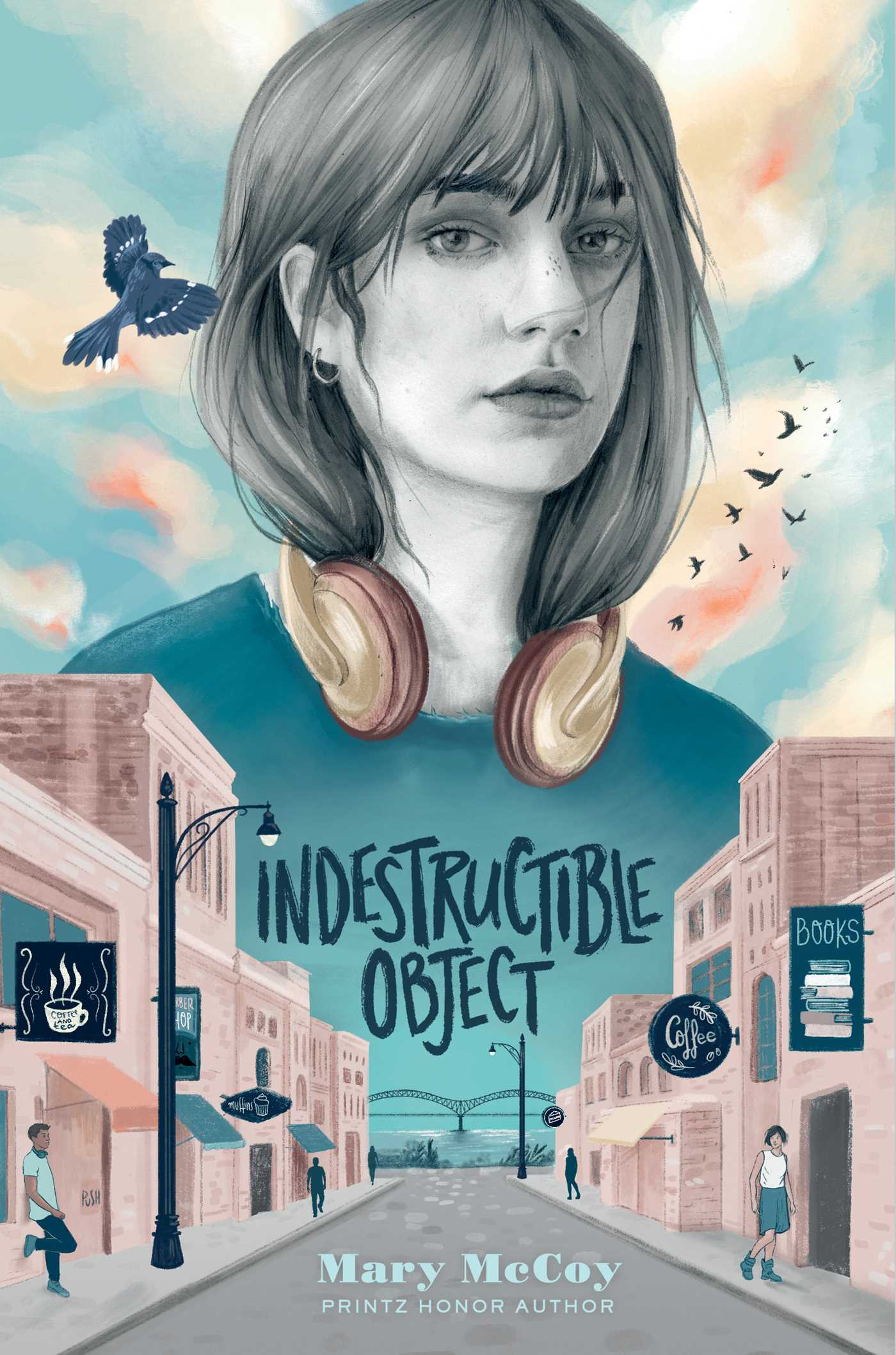 Indestructible Object book cover
