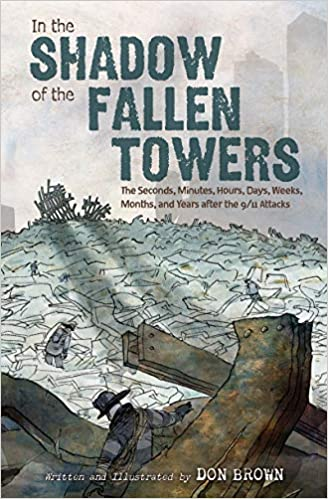 In the Shadow of the Fallen Towers book cover