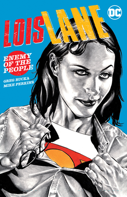 Lois Lane Enemy of the People book cover