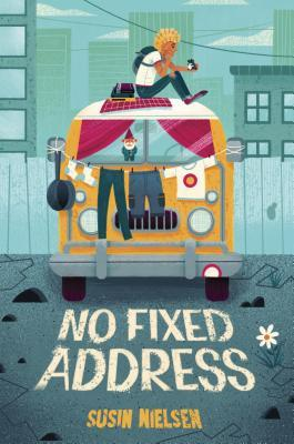 No Fixed Address book cover