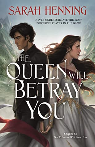 The Queen Will Betray You book cover