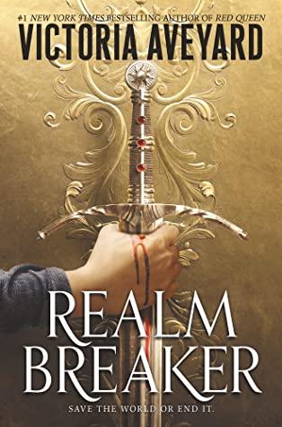 realm breaker book cover