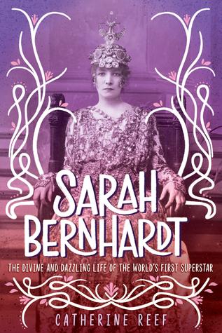 Sarah Bernhardt book cover