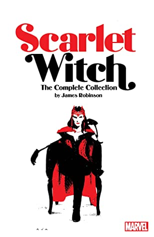 Scarlet Witch The Complete Collection book cover